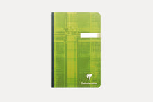 Load image into Gallery viewer, CLAIREFONTAINE Basics Clothbound (11x17 cm) Notebook - Blank