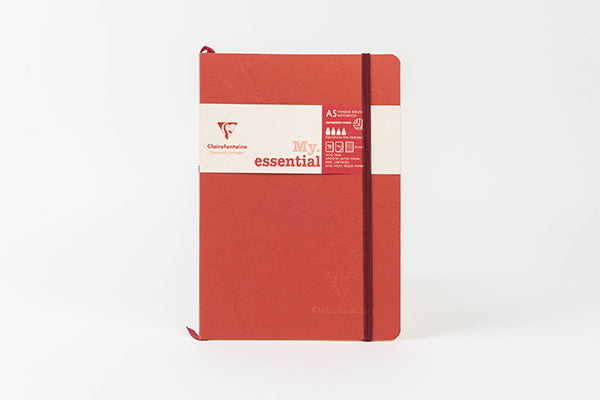 CLAIREFONTAINE My Essentials (A5) Notebook - Lined