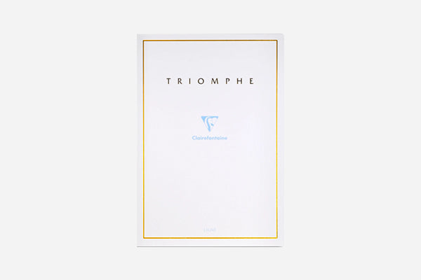CLAIREFONTAINE Triomphe Writing Pad (A5) - Lined