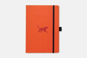 DINGBATS Wildlife Collection Hardcover Notebook (A5) - Grid