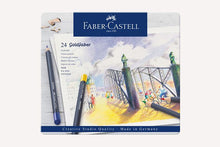 Load image into Gallery viewer, FABER CASTELL Goldfaber Colour Pencils Set