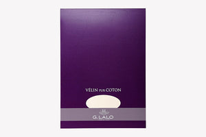G. LALO Vélin Pur Coton Writing Pad (A4)