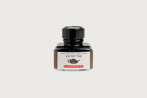 J. HERBIN La Perle des Encres Fountain Pen Ink (30ml) - Lie de Thé