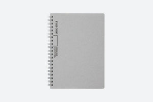 KYOKUTO F.O.B. COOP W Ring (A5) Notebook - Cross Grid