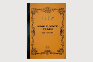 LIFE STATIONERY Noble Note (A4) Notebook - Blank