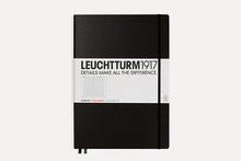 Load image into Gallery viewer, LEUCHTTURM1917 Master (A4+) Classic Hardcover Notebook - Squared