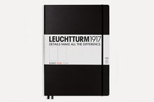 Load image into Gallery viewer, LEUCHTTURM1917 Master (A4+) Slim Hardcover Notebook - Blank