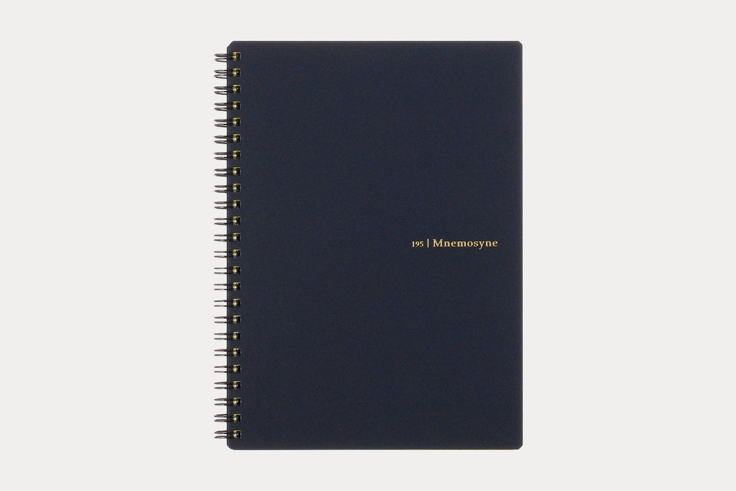 MARUMAN Mnemosyne (A5) Notebook - Lined