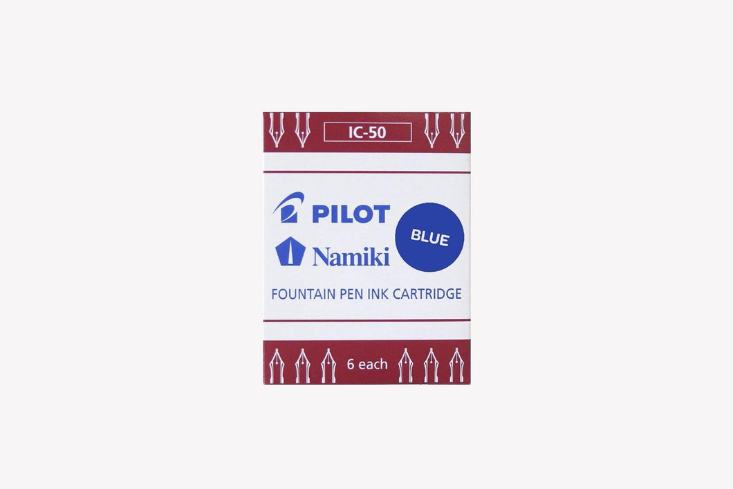 PILOT Ink Cartridges - Blue