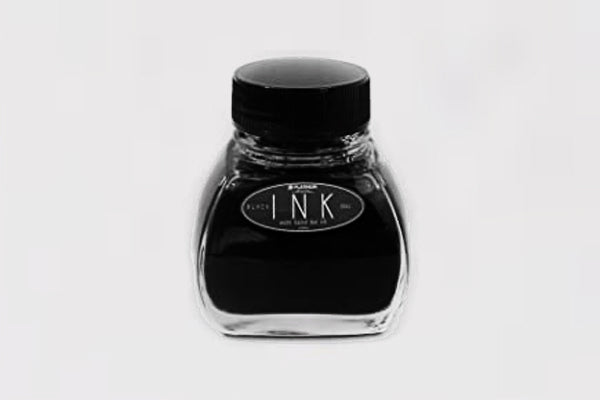 PLATINUM Dyestuff Ink (60ml) - Black