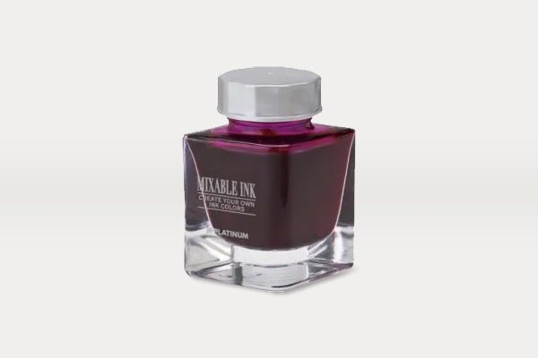 PLATINUM Mixable Ink (20ml) - Silky Purple