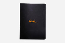 Load image into Gallery viewer, RHODIA Staple-bound (A4) Notebook - Lined