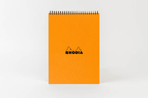 RHODIA No.18 (A4) Wirebound Notebook - 5x5 Grid