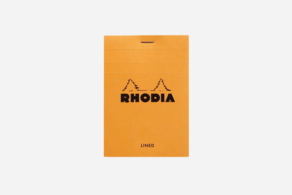 RHODIA No.12 (B7) Paper Pad - Lined