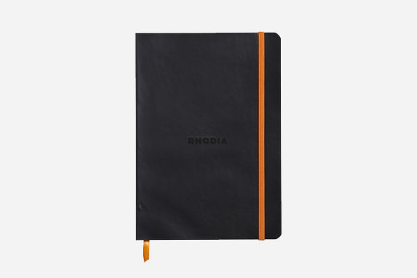 RHODIA Rhodiarama Softcover (A5) Notebook - Lined