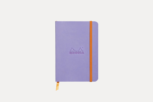 RHODIA Rhodiarama Softcover (A6) Notebook - Lined