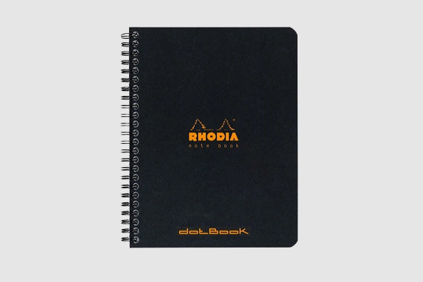 RHODIA Wirebound Notebook (A5) - Dot