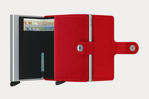 SECRID Miniwallet - Crisple Red