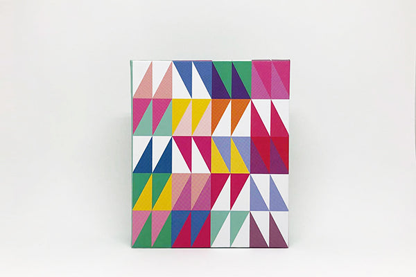 teNEUES QuickNotes - Colourful Geometrics
