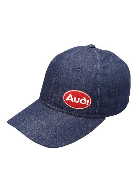 Denim Audi Oval Hat