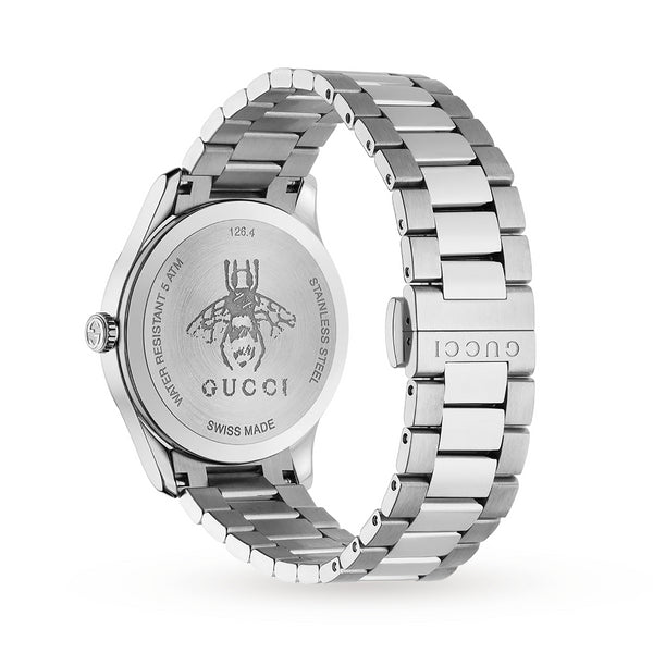 Gucci YA1264136 G-Timeless Unisex Watch