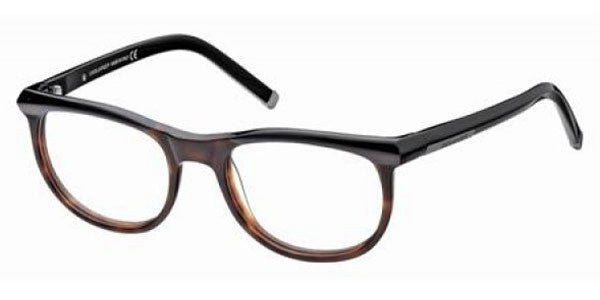Dsquared DQ5033 005 51 Unisex Optical Frame