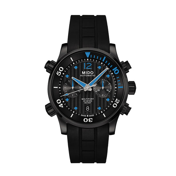 Mido M0059143705000 Multifort Automatic Chronograph Men Watches