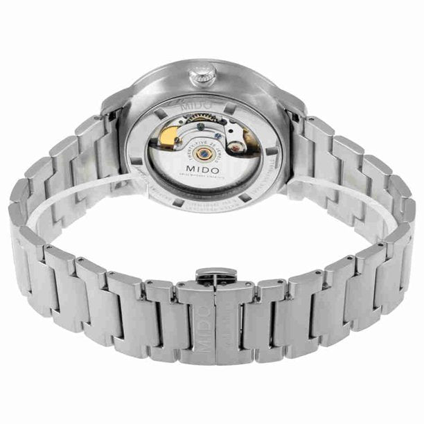 Mido M0214311105100 Commander Chronometer Bracelet Watch