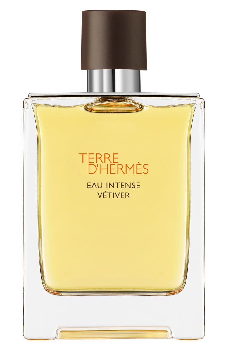 HERMES Terre D'Hermes Eau Intense Vetiver 3.3 oz EDP for Men Perfume