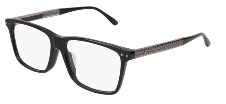 Bottega Veneta BV0130OA 001 Optical Frame Men