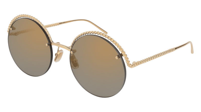 Boucheron Sunglasses BC0057S 001 - Lexor Miami