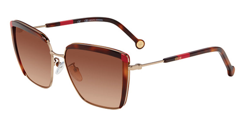 Carolina Herrera Sunglasses SHE148 08FE - Lexor Miami