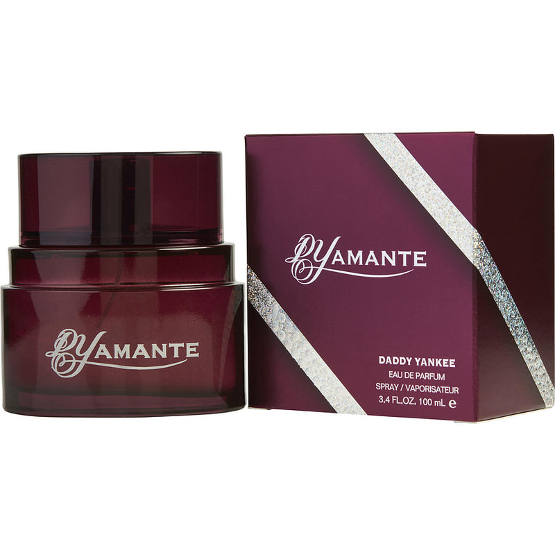 Daddy Yankee Dyamante 3.4 oz. EDP Women Perfume