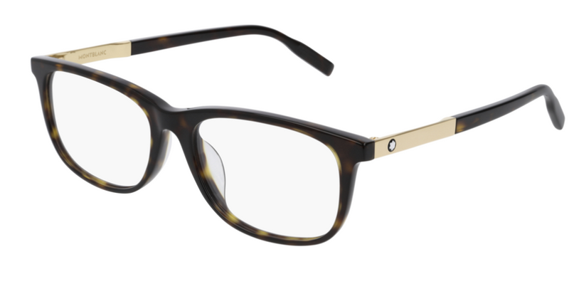 Mont Blanc MB0025OA 002 56 Optical Frame Unisex