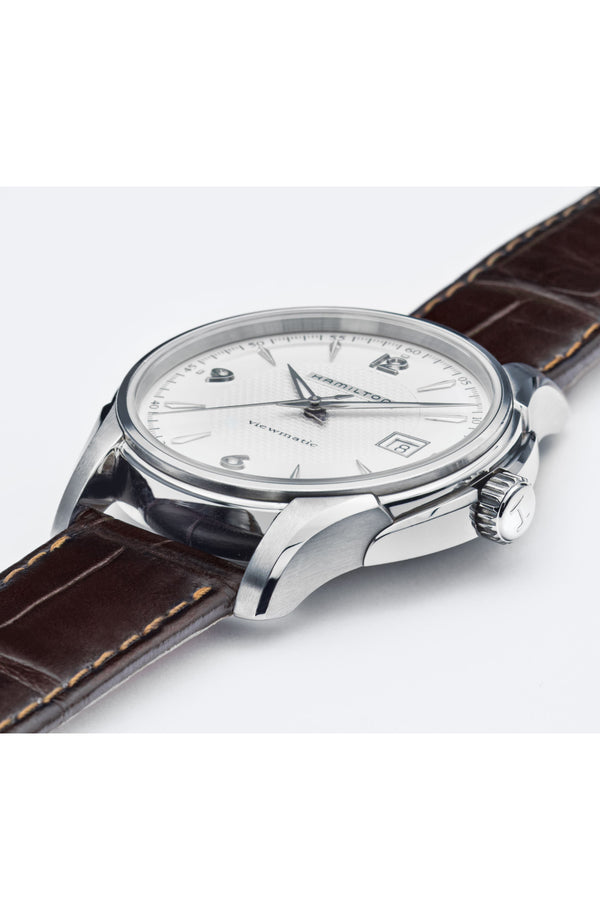 Hamilton H32515555 Jazzmaster Viewmatic - WW 40 mm Stainless Steel Men Watches