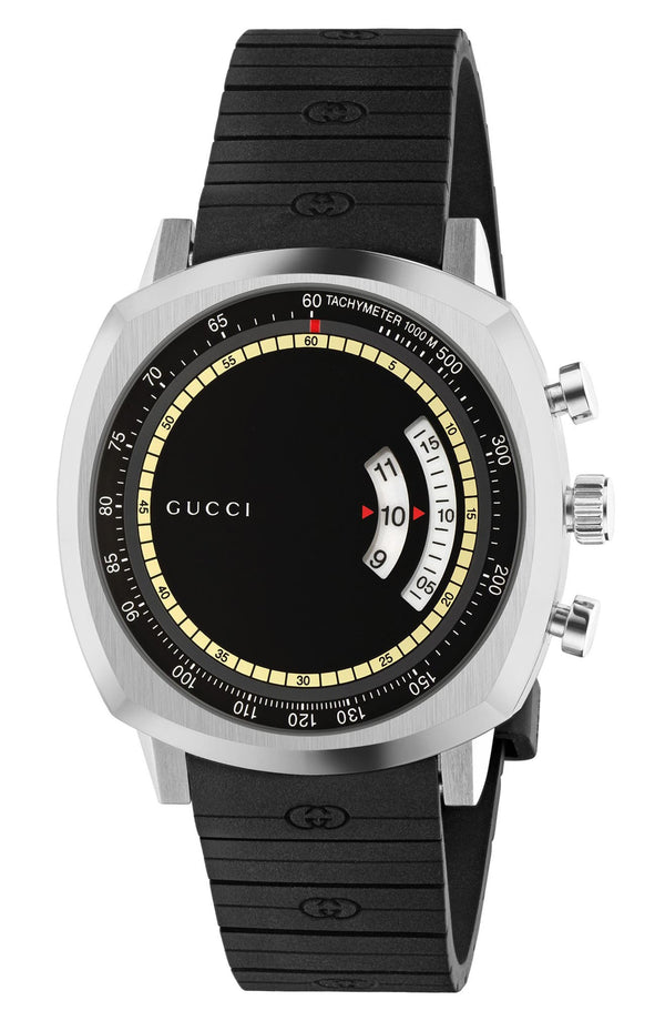Gucci YA157301 Grip Chronograph, 40mm Men Watches Lexor Miami