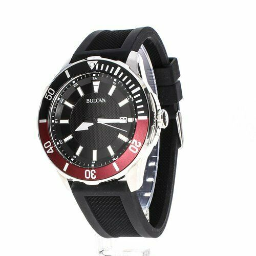 Bulova 98B348 Sport Strap Men Watches