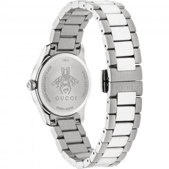 Gucci YA1265013 Thin Steel Women Watch