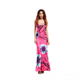 2019 Summer Hippie Maxi Dresses Brazil Womens Clothing Hollow Out Ankle-Length Dress Robe Pin Up Suppliers China Beach Plus Size