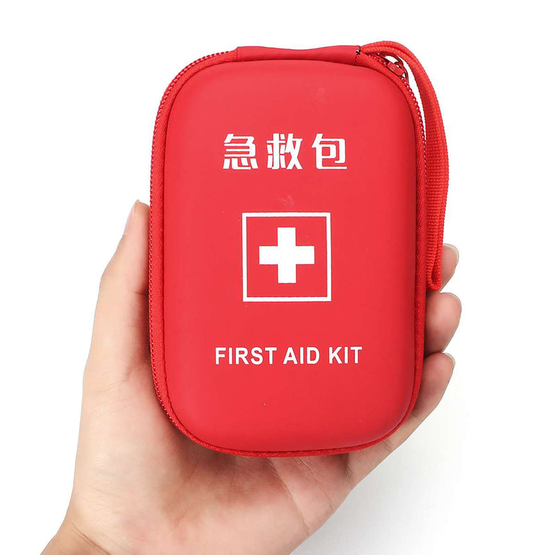 52 In 1 Outdoor First Aid Emergency Medical Bag Survival Kit Set Camping Travel First Aid Emergency Suppliers Emerge Case