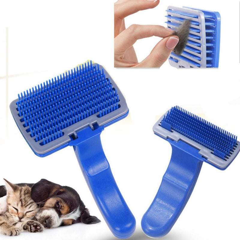 Strong ABS Dog Comb For Hair Fur Cleaning Newest Dog Cat Use Grooming Brush Tool Hair Remover Pets Supplier Accessories Original