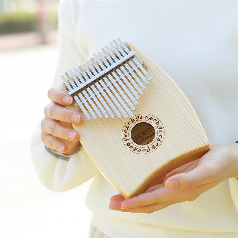 2020 Top selling 15 Key Kalimba Thumb Piano Delicate Mbira Keyboard Musical Instrument for Musician Beginner supplier