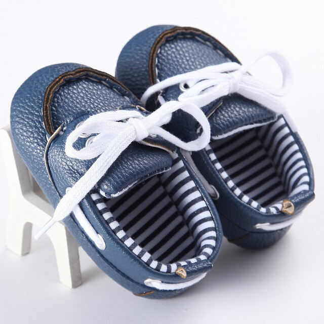 Maximum supplier Newborn Baby Boy Girl Pram Shoes Infant Sneakers Toddler PreWalker Trainers 0-18