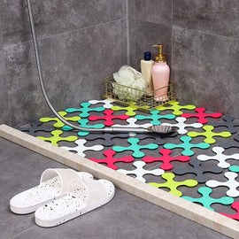 No Slip Bathtub Stickers Anti-Slip Shower Decal Safety Bath Mat Pad Drop  shipping supplier wholesale USA autumn Selling