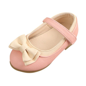 Little Lady Bow-knot Shoes