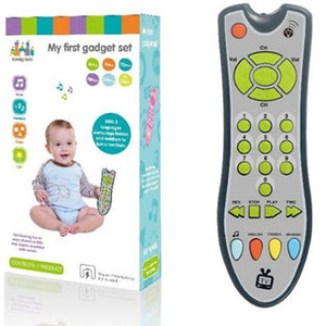 Baby/Toddler Fun Pretend Learning Remote Control Toy