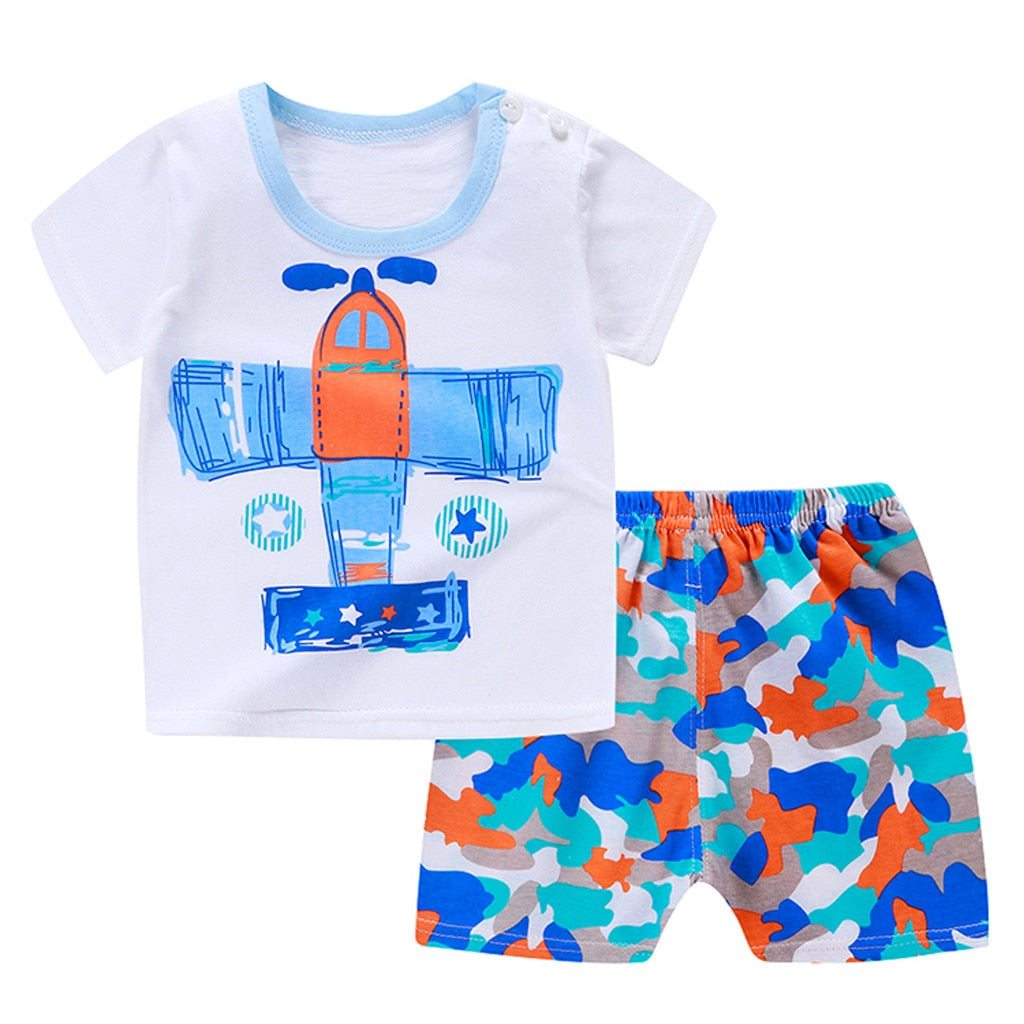 Boys Toddlers Short set