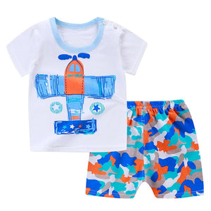 Boys Casual Outfit Set