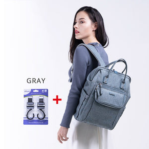Maternity Travel Backpack Nursing Handbag
