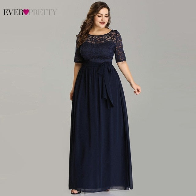 Women's Formal Evening Plus Gowns Sizes Starting at 16-26
